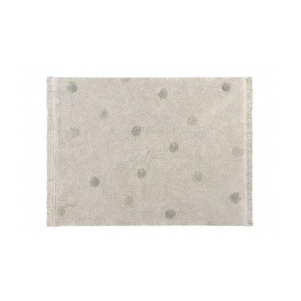 LORENA CANALS Hippy Dots Natural - Olive