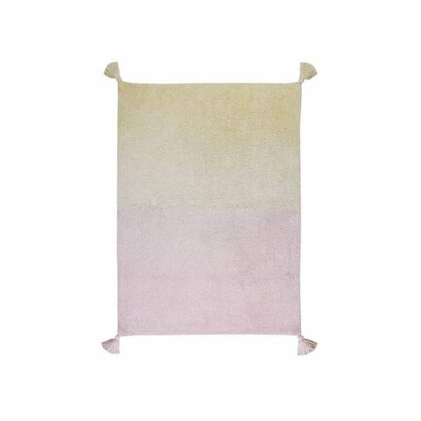 Lorena Canals Degrade Vanilla-Soft Pink
