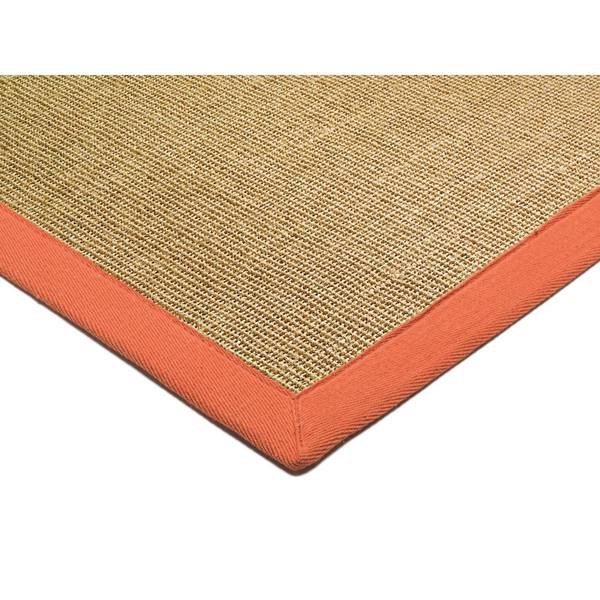 ASIATIC LONDON Sisal Linen/Orange