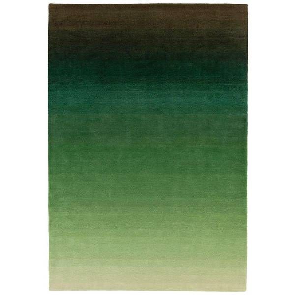 ASIATIC LONDON Ombre Green