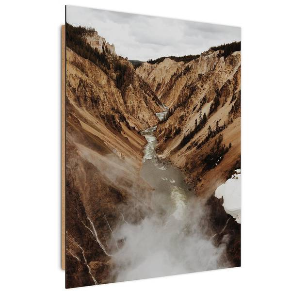 Decopanel - River In The Mountains